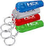 Pocket Whistle Key Light
